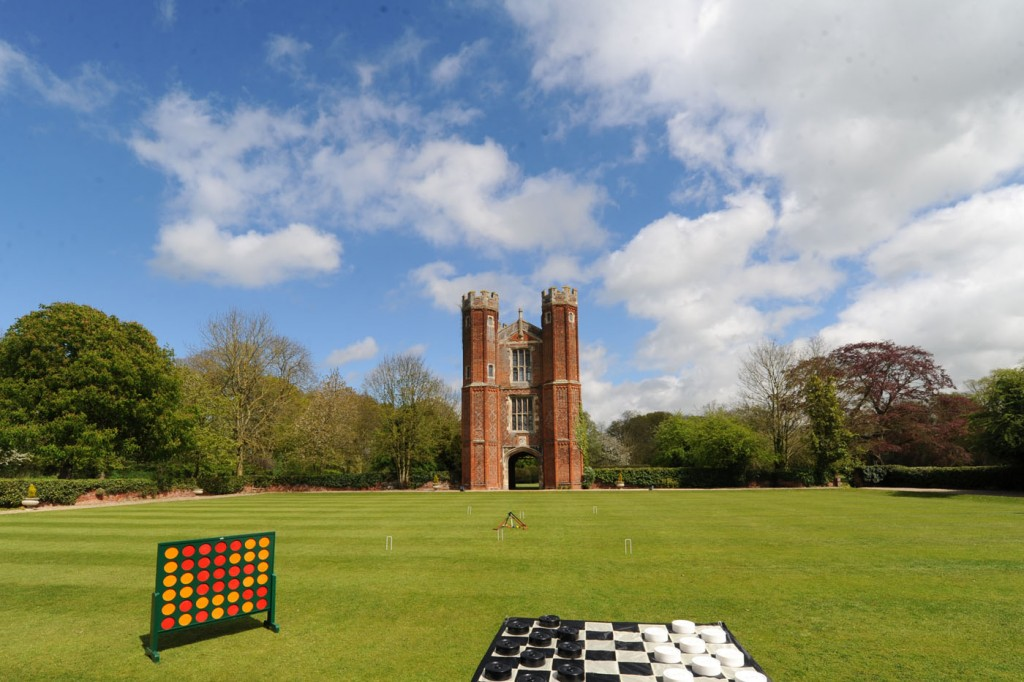 The Beautiful Tower at Leez Priory