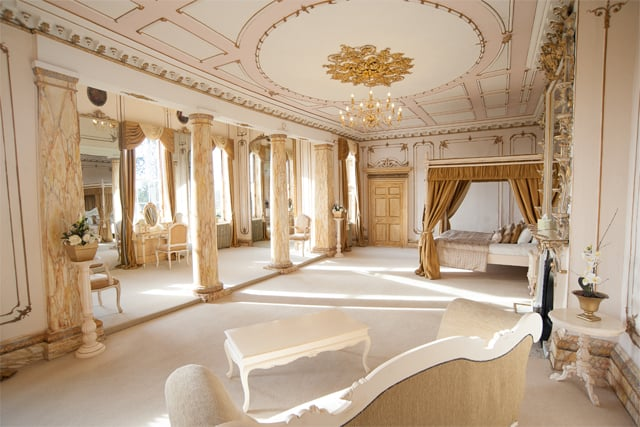 The Rococco Suite at Gosfield Hall